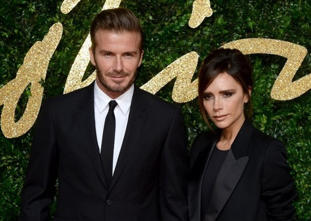 Victoria en David Beckham vieren huwelijksverjaardag op decadente manier