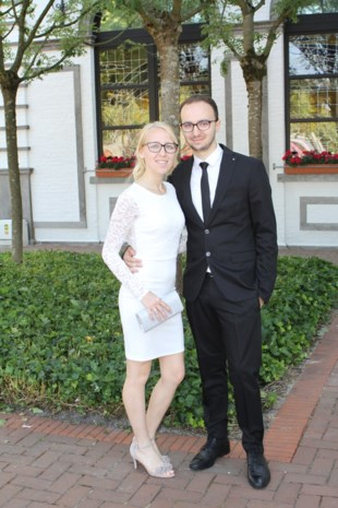 Debbie en Juan in Leopoldsburg