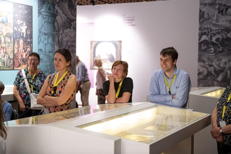 VIDEO. Lezers krijgen exclusieve rondleiding op Bruegel-expo