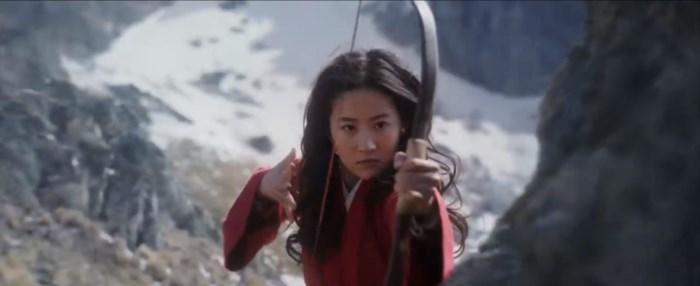 Disney geeft eerste beelden vrij van nieuwe 'Mulan'
