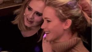 Adele organiseert vrijgezellenfeest voor Jennifer Lawrence met heel wat sterren op de gastenlijst