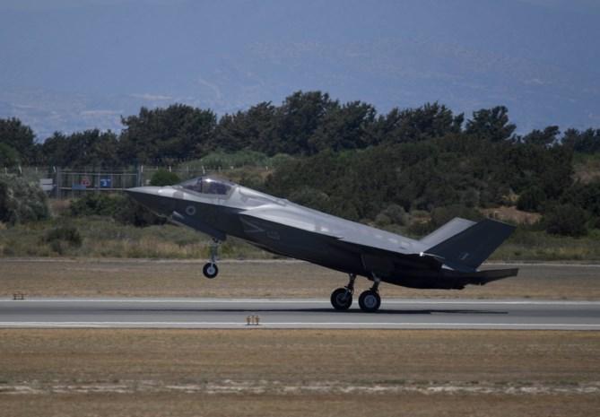 150 miljoen euro voor verbouwingen luchtmachtbasis Kleine Brogel voor komst F-35