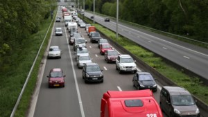 Meerdere wagens betrokken bij ongeval op E313 in Beringen richting Luik