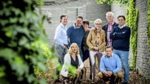 'Met Vier in Bed': ontvangst in lederhosen in Diepenbeek