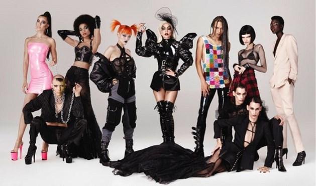 Lady Gaga stelt haar make-uplijn Haus Laboratories officieel voor