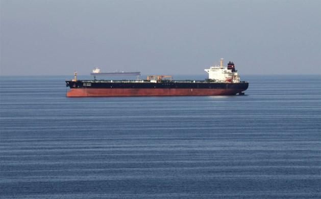 Iraanse militaire schepen probeerden beslag te leggen op Britse olietanker in de Golf