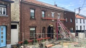 Elf maanden na verzakking mogen huizen eindelijk afgebroken worden