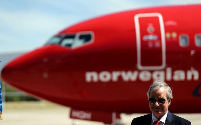 Medestichter en topman Norwegian Air stapt op