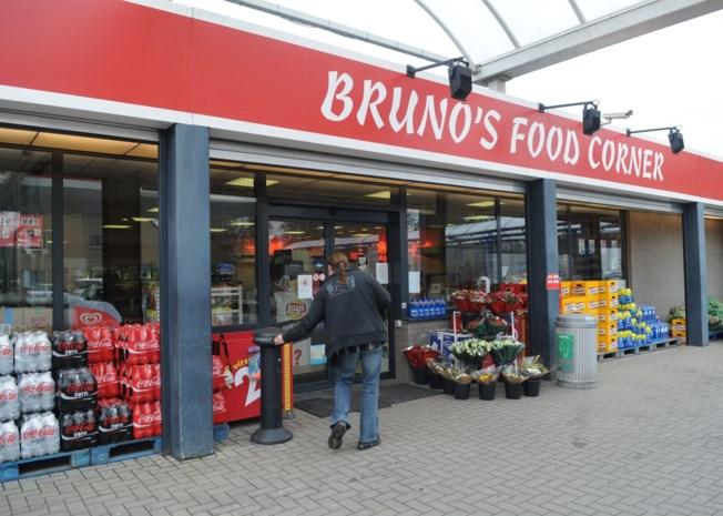 Bruno's in Houthalen overvallen