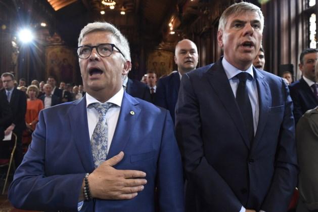 Vlaams Belang-kopstuk Filip Dewinter volgt Kris Van Dijck (N-VA) op als voorzitter van Vlaams Parlement