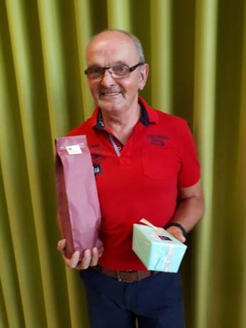 Rode Kruis Borgloon huldigt Patrick Dieu voor 100 bloedgiften