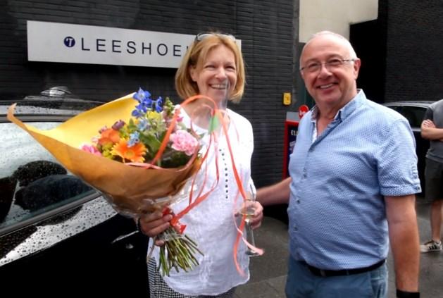 42e Shop & The City wagen voor Fenia Spelmans uit Brustem