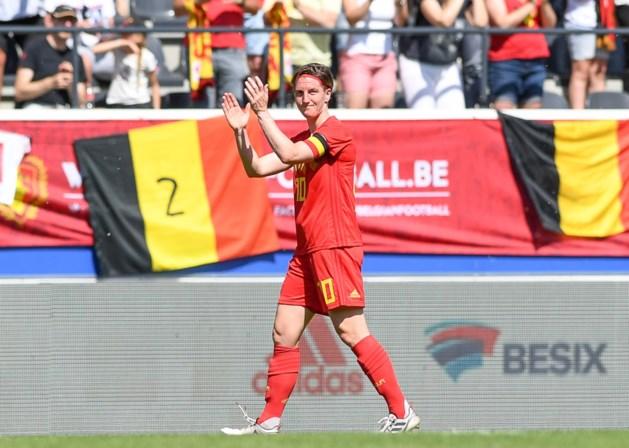 Amerikaanse vrouwen blijven bovenaan FIFA-ranking, Red Flames stijgen een plaats