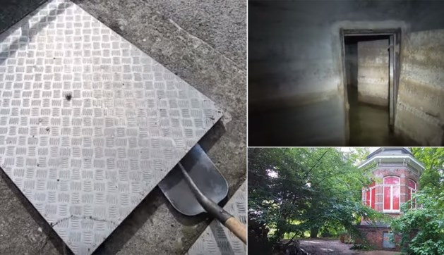 """Journalist ontdekt nazicomplex in Wevelgem: """"Enorm ondergronds hospitaal"""""""