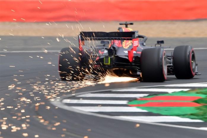 """Max Verstappen: """"Met perfecte turbo was de pole mogelijk geweest"""""""