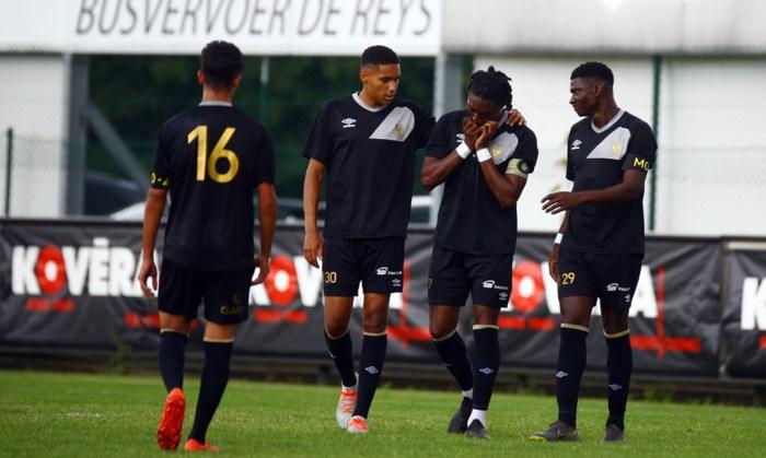 STVV klopt AA Gent in oefenwedstrijd