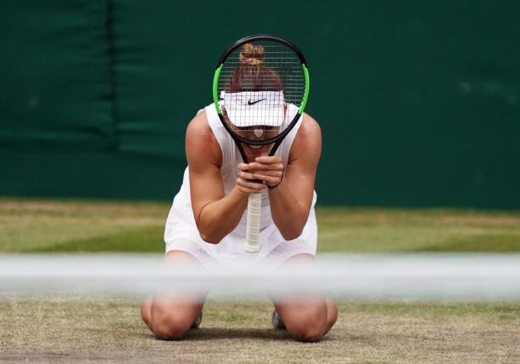 """Serena Williams trekt haar lessen na zware nederlaag in Wimbledonfinale: """"Minder focussen op record"""""""