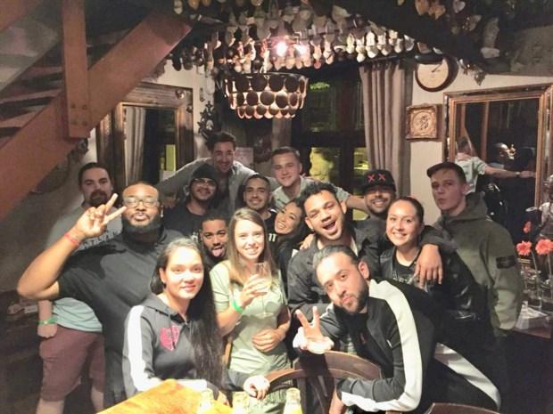 Luis Fonsi: eerst ribbekes eten in Maaseik, daarna op hoofdpodium Afro-Latino