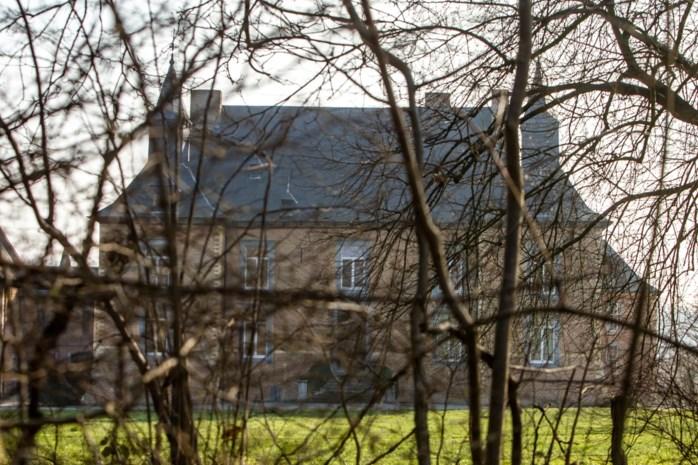 Buitenbrandje aan kasteel van Schalkhoven