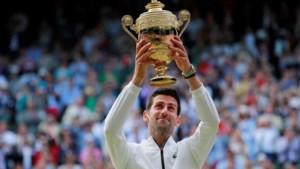Novak Djokovic verlengt titel op Wimbledon