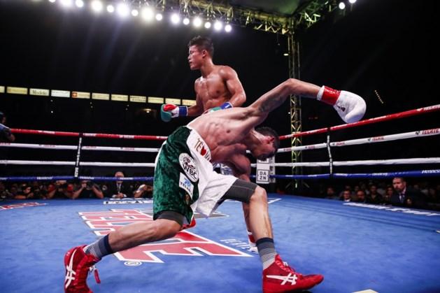 Vargas behoudt WBC-bokstitel bij superbantamgewichten na zege tegen Kameda