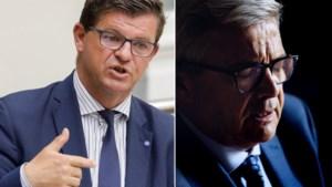 """Bart Tommelein (Open VLD) over escorte-affaire Kris Van Dijck (N-VA): """"Dat was surrealistisch"""""""