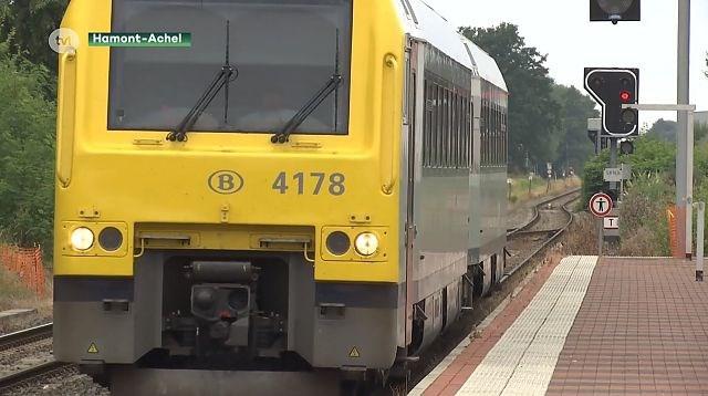 Zit de treinverbinding tussen Hamont en Weert op een dood spoor?
