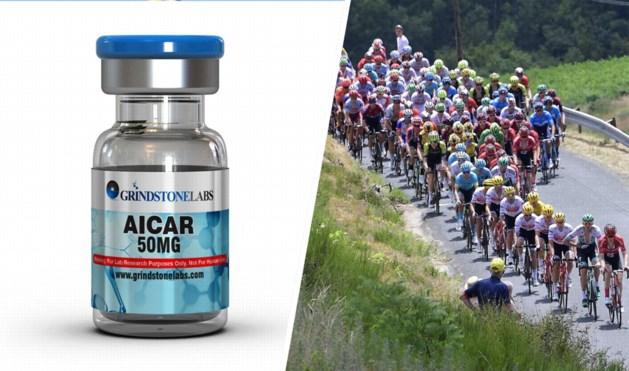 Spierversterkend dopingproduct Aicar zou aan opmars bezig zijn in peloton
