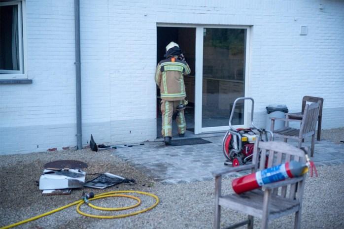 Keuken van studentenhuis vernield nadat vlam in de pan sloeg