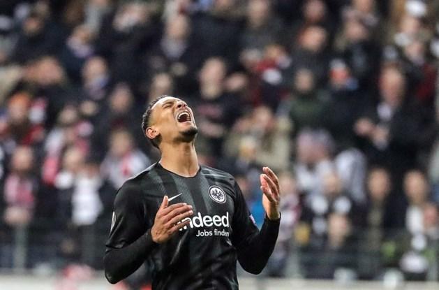 West Ham United betaalt recordbedrag voor Eintracht Frankfurt-spits Sebastien Haller
