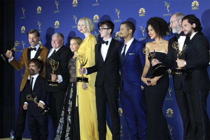 'Game of Thrones' haalt hopen Emmy-nominaties binnen