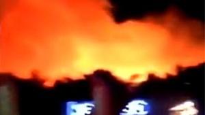 Brand op Kroatisch vakantie-eiland: 10.000 gasten in veiligheid gebracht