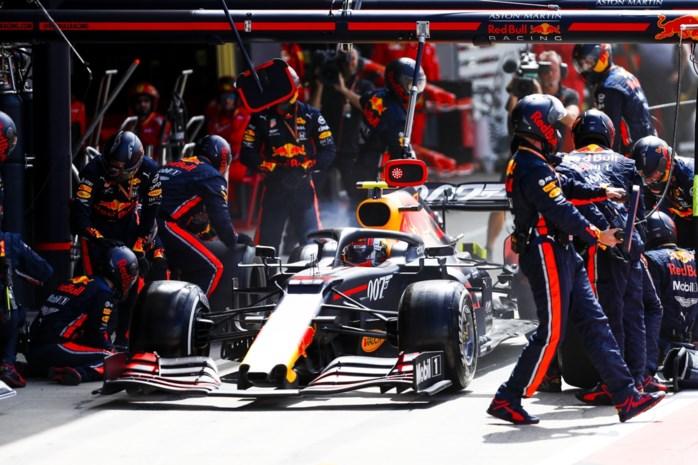 VIDEO. Red Bull breekt wereldrecord pitstop: 1,91 seconden