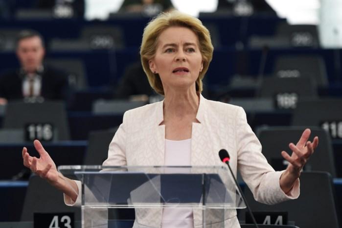 Von der Leyen speelt groene en vrouwelijke troefkaarten uit in poging om Europees Commissievoorzitter te worden