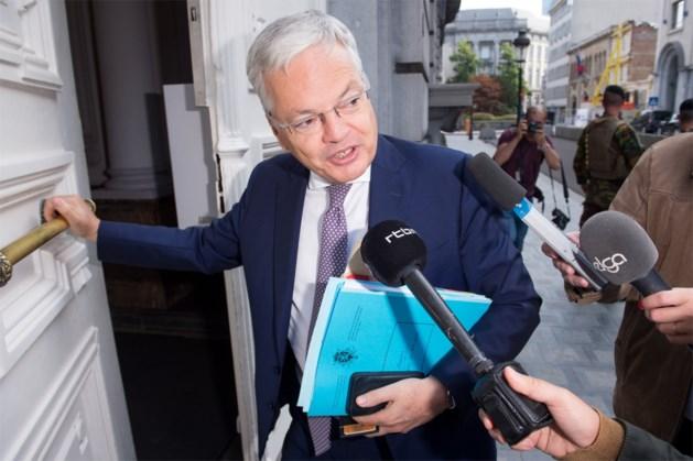 MR dringt aan op plaatsje aan Brusselse onderhandelingstafel