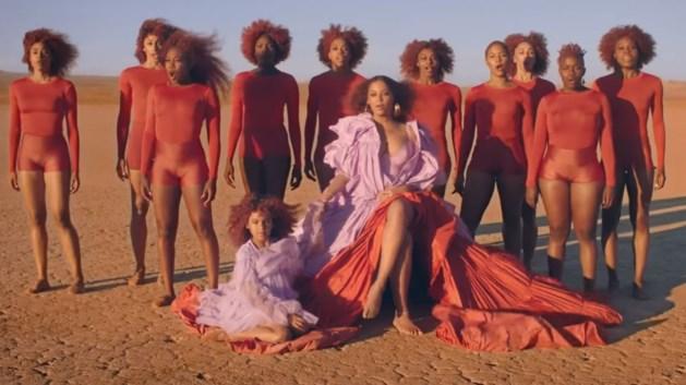 Beyoncé schakelt Belgische choreograaf in voor nieuwe clip (waar ook Blue Ivy in mee speelt)