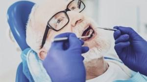 Eén op drie 70-plussers gaat 3 jaar lang niet naar tandarts