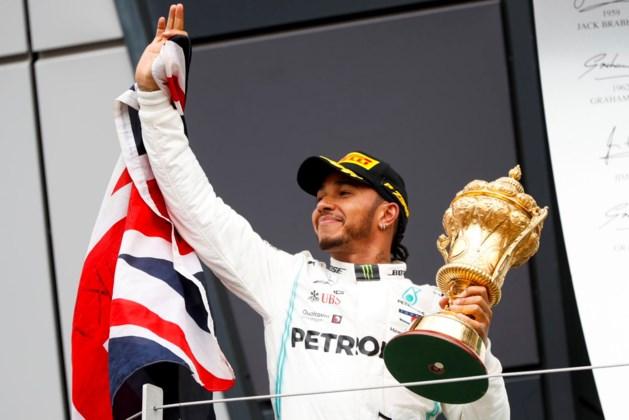 Lewis Hamilton op weg om Michael Schumacher te overtreffen?