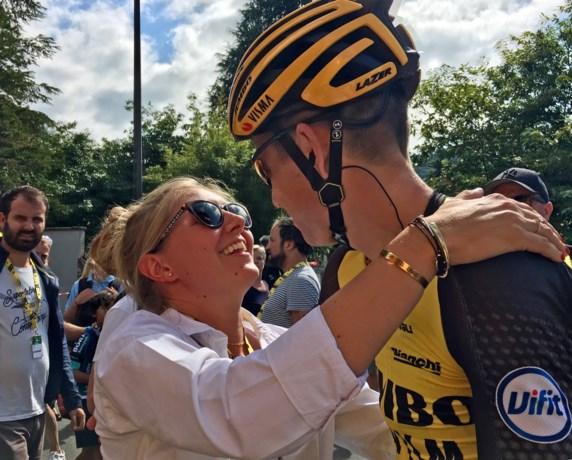 """Wout Van Aert nam snipperdag met oog op tijdrit: """"Als je in de Tour bent, moet je keuzes maken"""""""