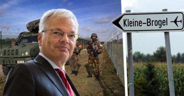 Reynders bevestigt noch ontkent aanwezigheid kernwapens in Kleine Brogel