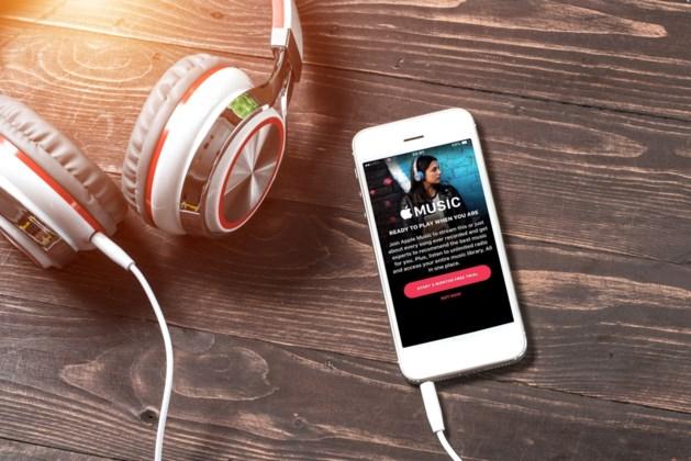 Meer dan 70 procent van muziek in ons land wordt gestreamd of gedownload