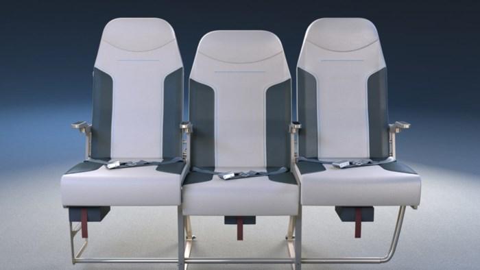 Oplossing voor het minst geliefde vliegtuigzitje