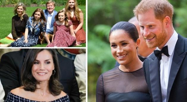 ROYALS. Prins Harry en Meghan Markle hebben iets aan te kondigen, Spaanse koningin draagt jurk van 20 euro