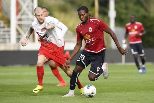 Antwerp wint op de valreep zijn (voorlopig) laatste oefenduel tegen FC Utrecht