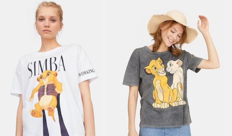 Van truien tot onderbroeken: 'The Lion King' wil je kleerkast veroveren