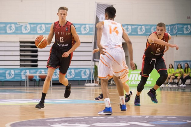 Young Lions U20 op EK naar halve finale