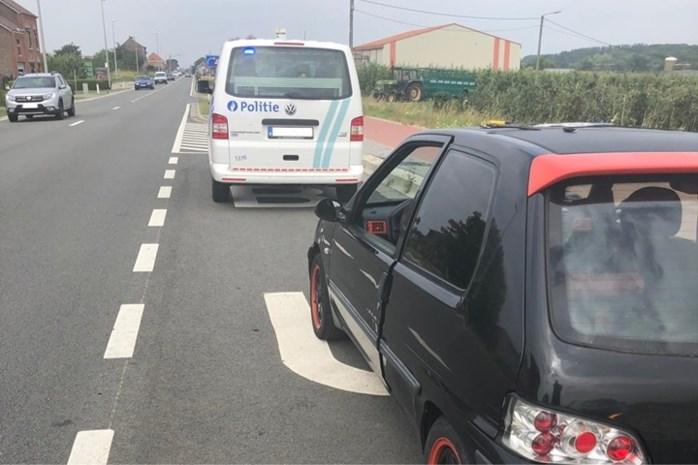 Zeven overtredingen voor één chauffeur