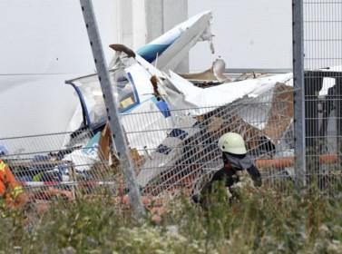 Drie doden bij crash sportvliegtuig in Duitsland