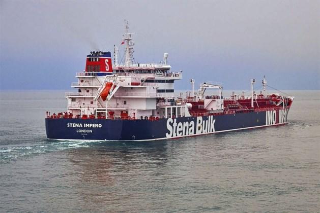 """Iran neemt Britse tanker in beslag, Britse regering dreigt met """"ernstige gevolgen"""""""