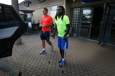 Ndongala valt uit in gezapige oefenwedstrijd